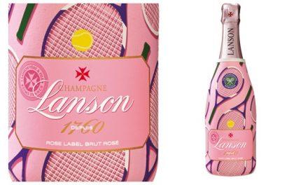 Champagne Lanson celebra otro año con Wimbledon con edición especial