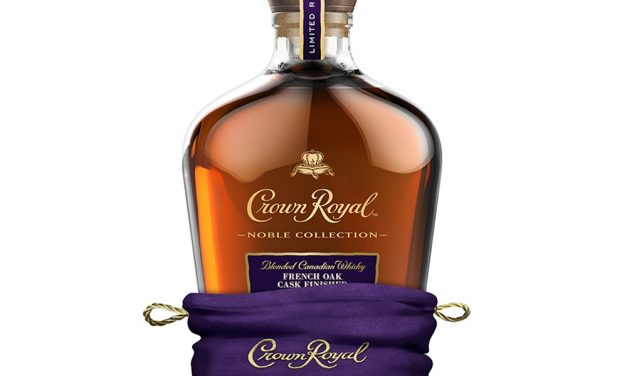 Crown Royal estrena Crown Royal Noble Collection French Oak Cask Finished