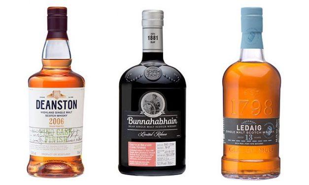 Nuevos whiskies de Bunnahabhain, Tobermory y Deanston