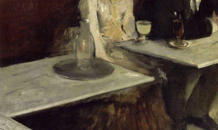 """""""El ajenjo"""" (1876), de Edgar Degas"""