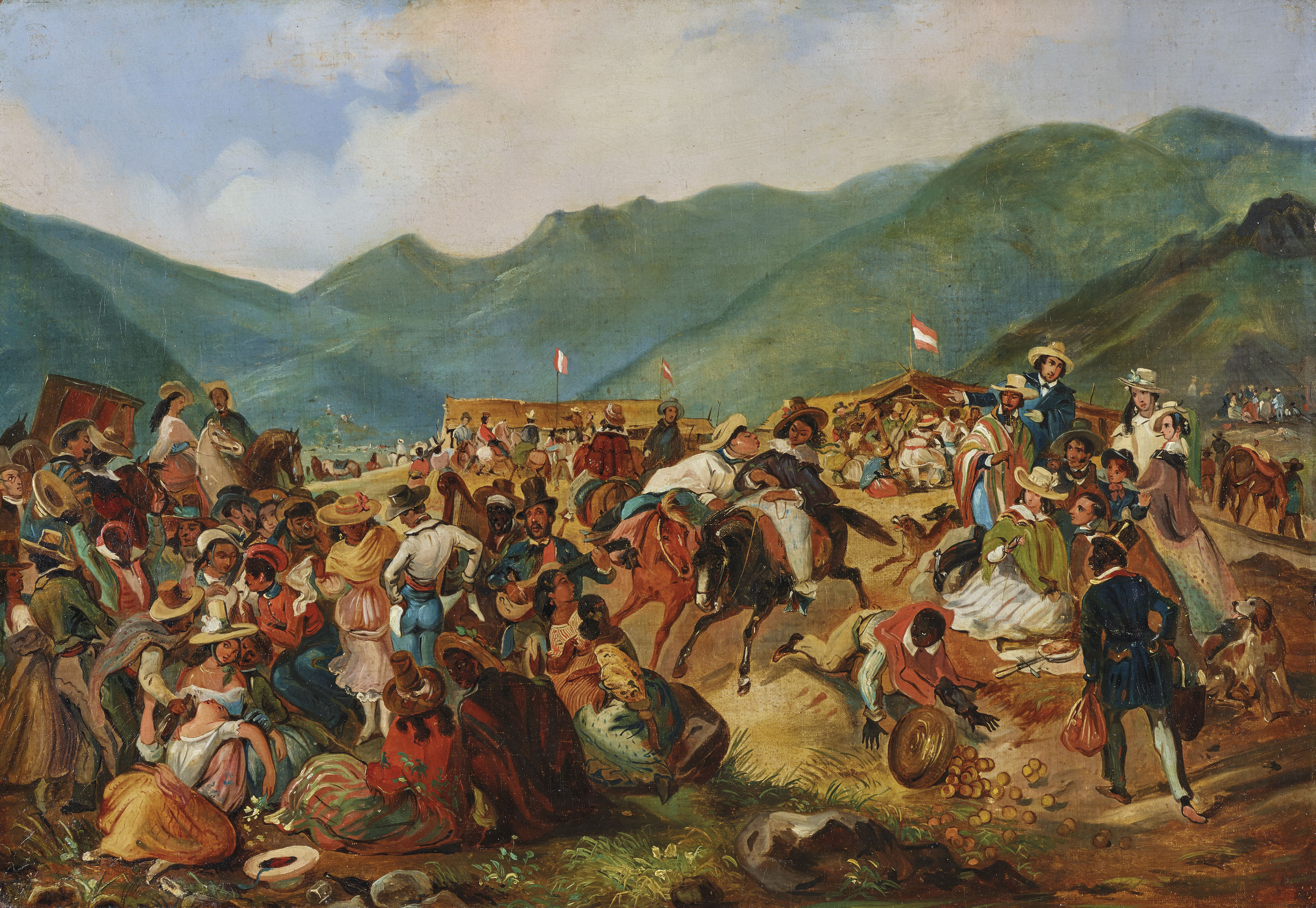 Fiesta-San-Juan-Amancaes-Lima-1843