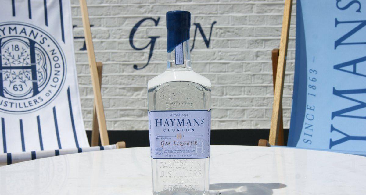 Hayman's recupera el clásico licor de ginebra, Hayman's Gin Liqueur