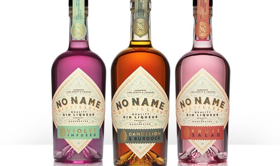 No Name Distillery se apoya en Label Makers para su nuevo diseño