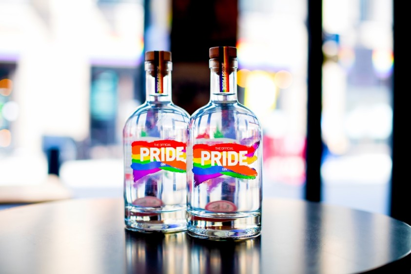 Pride in London lanza una ginebra para recaudar fondos, Pride Gin