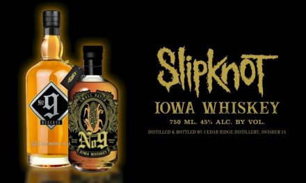 Slipknot lanza whisky de la granja a la mesa con No 9 Iowa Whiskey