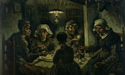 """""""Los comedores de patatas"""" (1885), de Vincent van Gogh"""