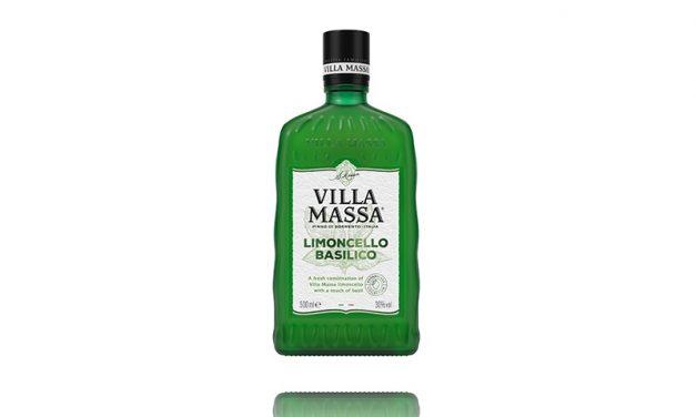 Villa Massa estrena limoncello con infusión de albahaca, Villa Massa Limoncello Basilico