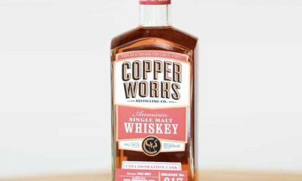 Copperworks termina whisky y ginebra en barriles de amaro