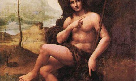 """""""Baco"""" (1510-1515), de Leonardo da Vinci"""
