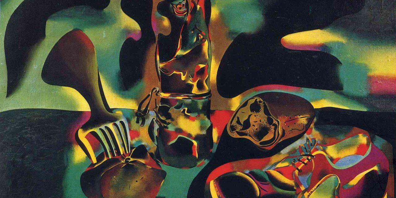 """""""Bodegón del zapato viejo"""" (1937), de Joan Miró"""