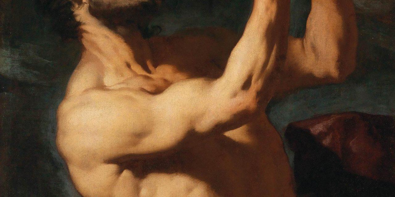 """""""Samson"""" (1659), de Antonio Zanchi"""