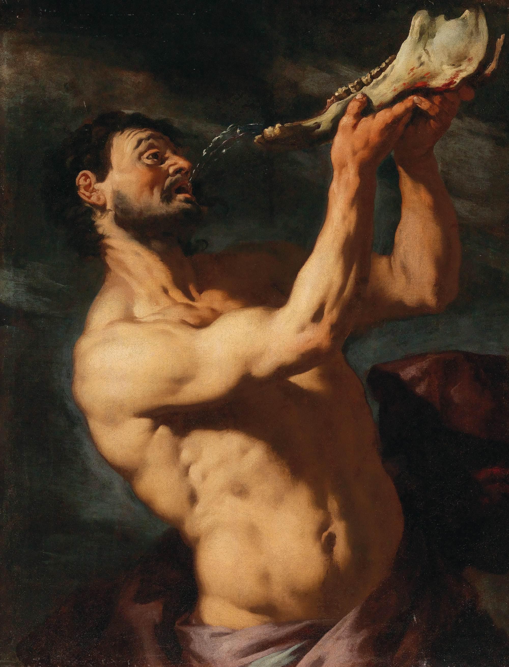 Samson (1659), de Antonio Zanchi