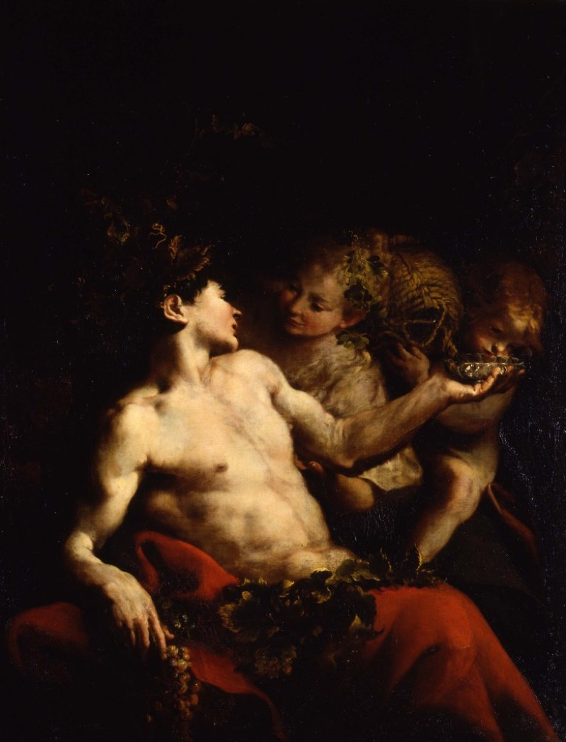 Bartolomeo_Guidobono_-_Bacchus
