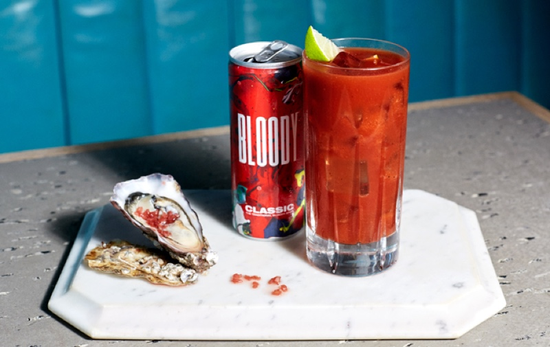 Bloody Drinks crea la gama RTD Bloody Mary