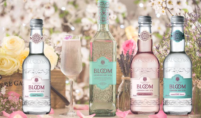 Quintessential Brands presenta nueva colección de productos RTD de Bloom Gin