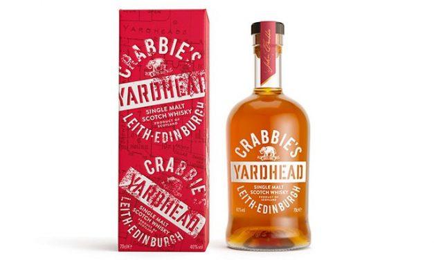 Halewood crea Crabbie's Yardhead para mezclar