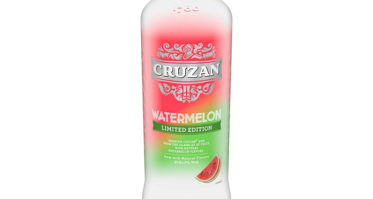 Cruzan Watermelon Rum, un ron para ayudar a los damnificados por el huracán