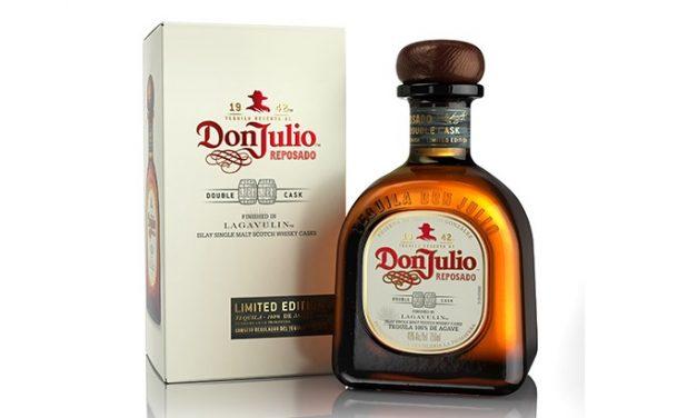 Don Julio presenta Tequila Lagavulin en barrica