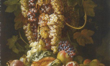 """""""Natura morta"""" (1660), de Francesco della Questa"""