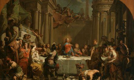 """""""Bodas de Caná"""" (1759), de Gaetano Gandolfi"""
