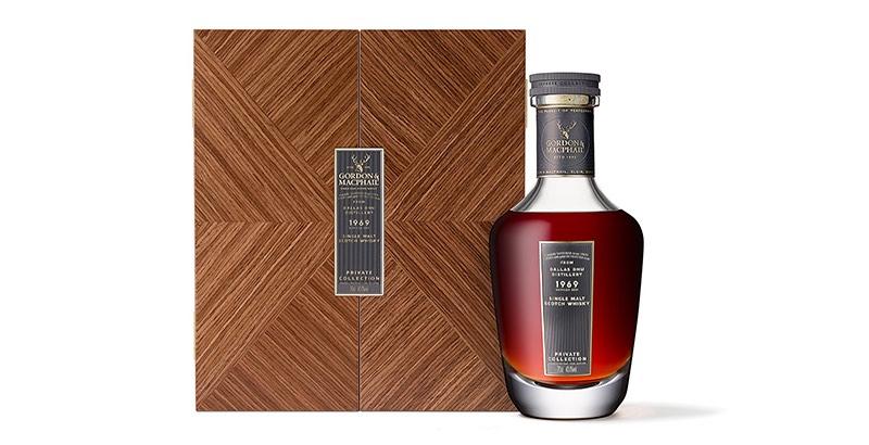 Gordon & MacPhail embotella whiskies de destilerías cerradas con Summer Collection
