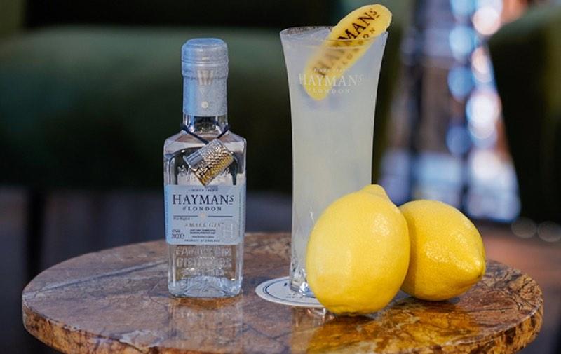 Hayman's presenta ginebra 'innovadora' para G&T de 5 ml