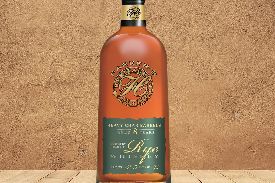 Heaven Hill embotella whisky de centeno para la serie Heritage de Parker y apoyar la esclerosis lateral amiotrófica