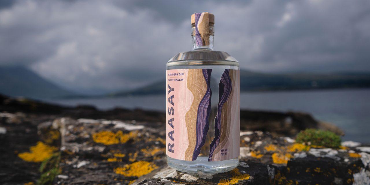 Isle of Raasay lanza Isle of Raasay Gin
