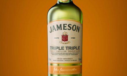 Jameson estrena el exclusivo GTR Triple Triple