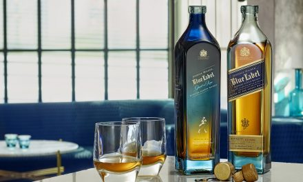 Johnnie Walker lanza su tercera mezcla de Ghost and Rare con Glenury Royal