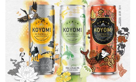 Koyomi Highball RTD se lanzará en Australia
