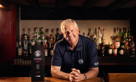 Loch Lomond presenta Three Wood Matured 25 Year Old con Colin Montgomerie