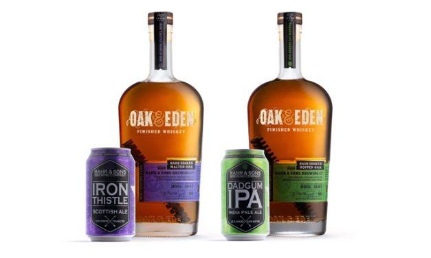 Oak & Eden amplía su gama con dos nuevos whiskies