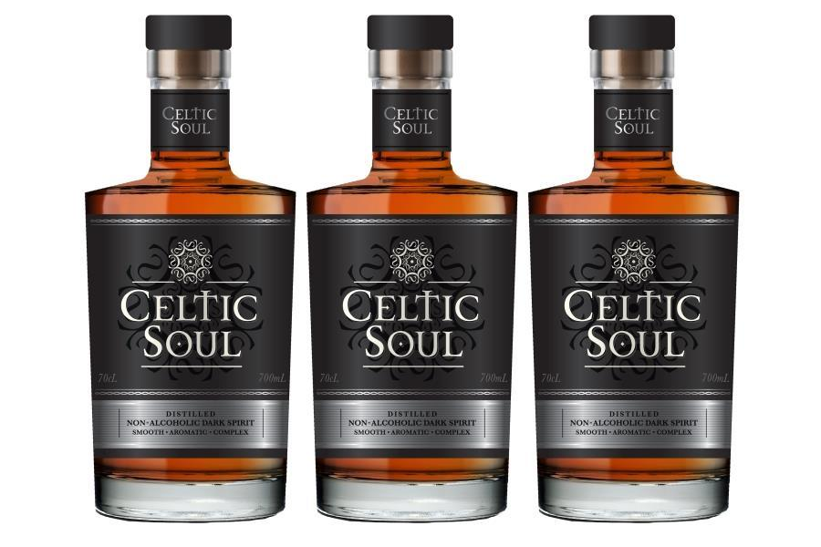 """Pernod lanza """"dark spirit"""" sin alcohol en el Reino Unido con Celtic Soul"""