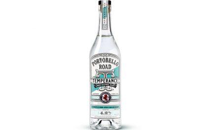 Portobello Road lanzará Temperance, con bajo contenido de alcohol