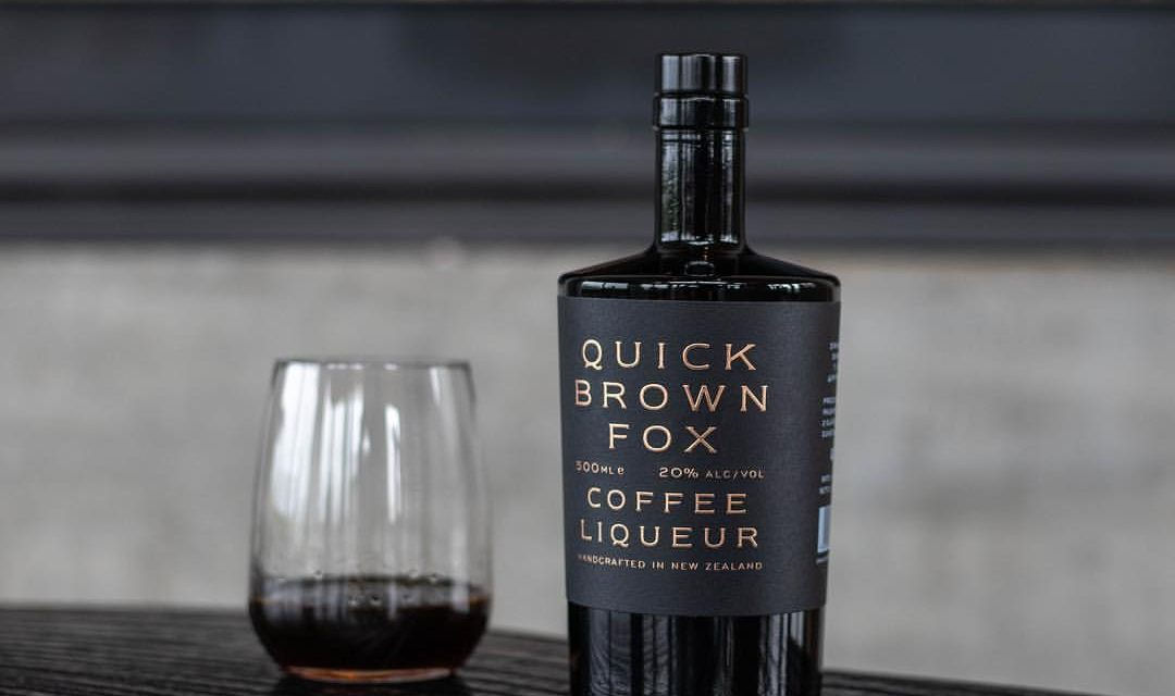 Quick Brown Fox Coffee Liqueur se lanza en el Reino Unido
