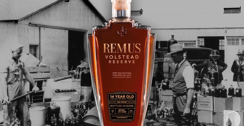 MGP conmemora 100 años de la prohibición con Remus Volstead Reserve