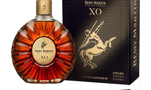 Rémy Martin XO presenta diseño de edición limitada de Steaven Richard