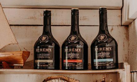St-Rémy estrena tres brandies en Cask Finish Collection