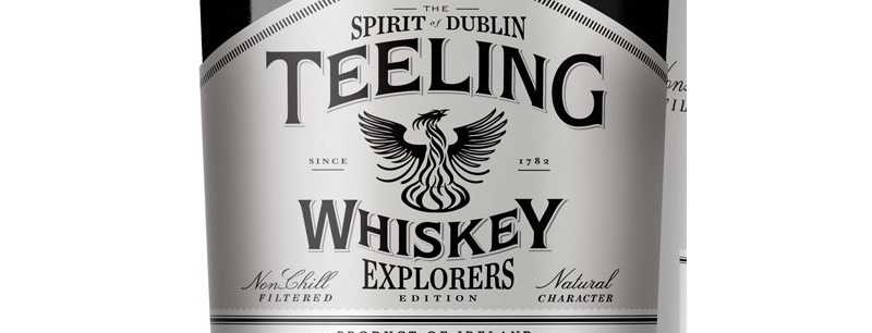 Teeling estrena su primer whisky exclusivo de TR, Teeling Whiskey Explorers Edition