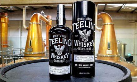 Teeling presenta su whisky acabado en barril Chinkapin