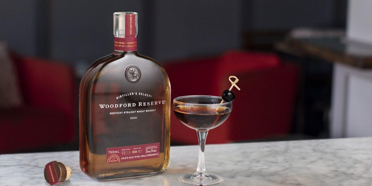 Woodford Reserve agrega whisky de trigo con Wheat
