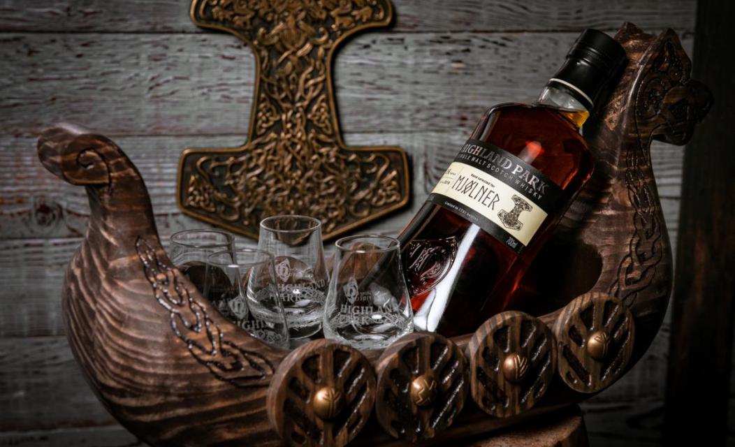 Mjølner y Highland Park crean un whisky de autor, The Mjølner x Highland Park Whisky