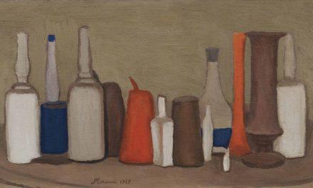 """""""Natura morta"""" (1939), de Giorgio Morandi"""
