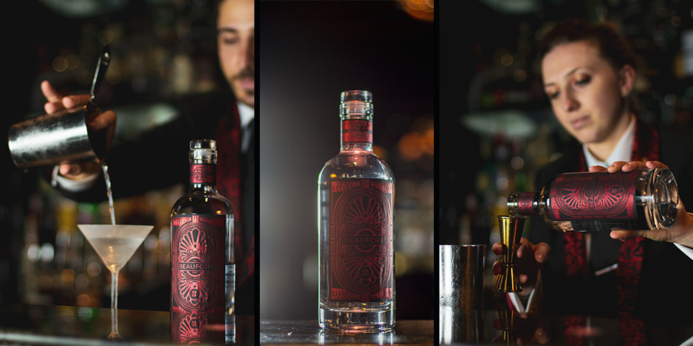 Savoy's Beaufort Bar lanza Beaufort Bar Vodka