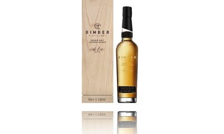 Bimber Distillery estrena su primer whisky single malt, The First