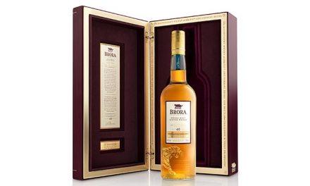Diageo lanza un whisky escocés Brora de 40 años en edición limitada