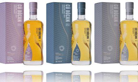 La renovación de Cù Bòcan incluye shōchū whisky envejecido en barril
