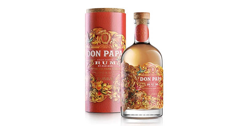 El ron Don Papa lanza Sevillana Cask Finish