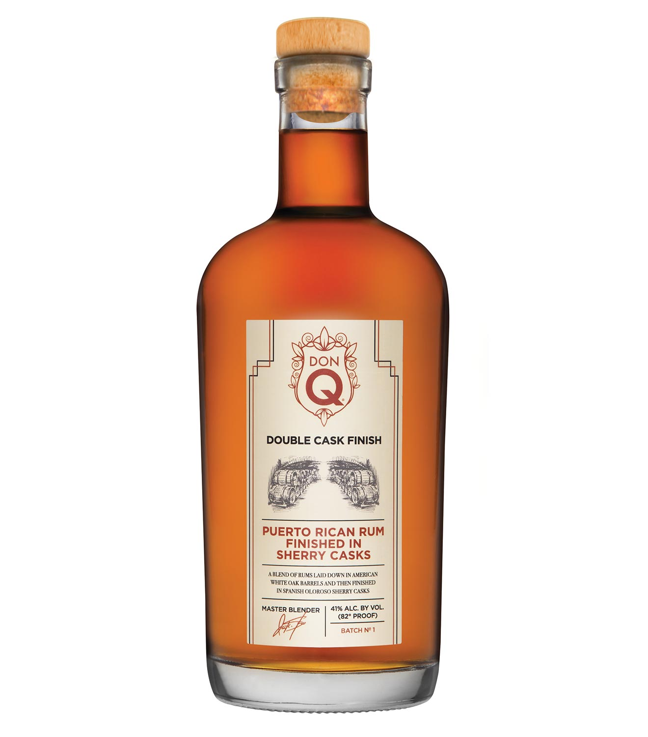 Don Q Double Aged Sherry Cask Finish Rum